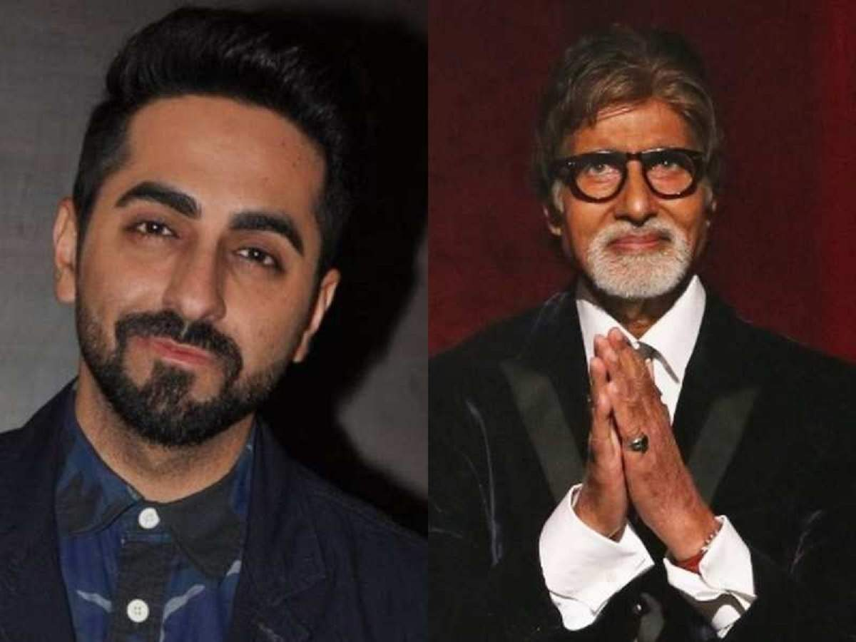 'Gulabo Sitabo': Ayushmann Khurrana opens up about sharing screen space with Amitabh Bachchan