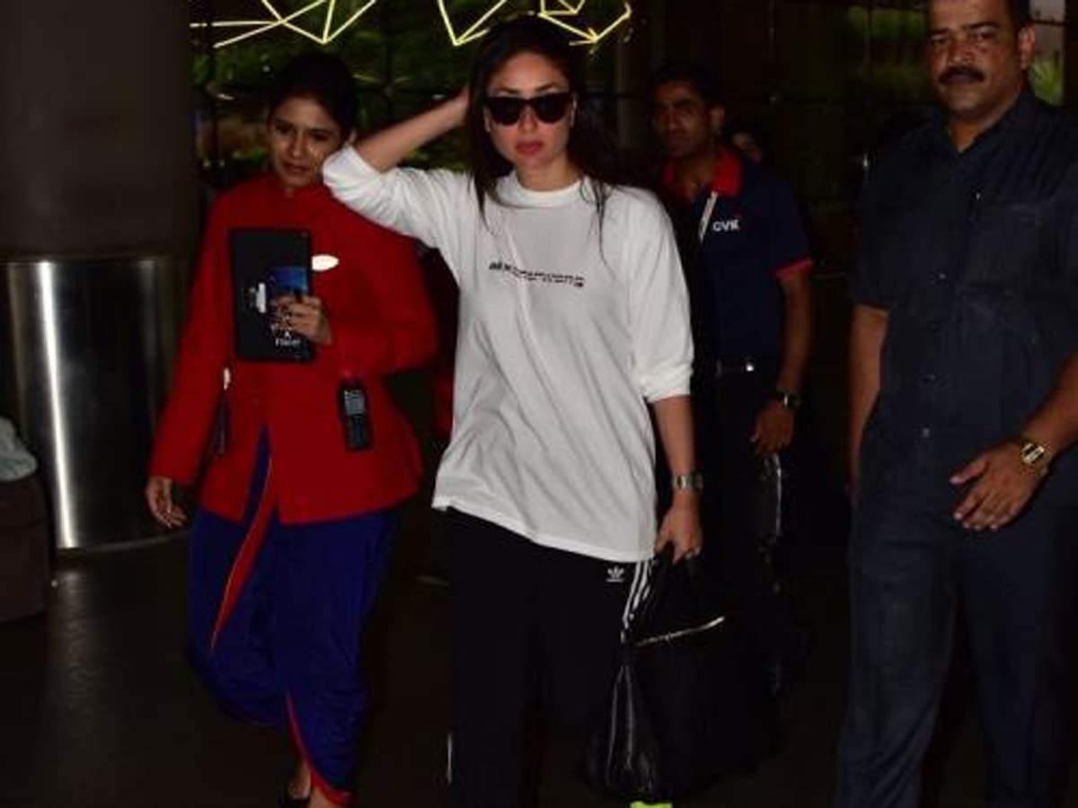 Kareena Kapoor back in Mumbai, leaves her London vacay mid-way, details inside