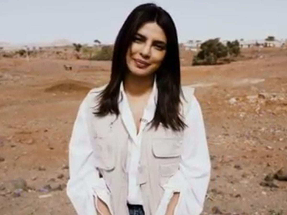World Refugee Day: Priyanka Chopra makes an earnest plea to join her in supporting refugee children