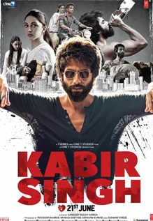 Kabir Singh Review {3 5/5}: A welcome change from