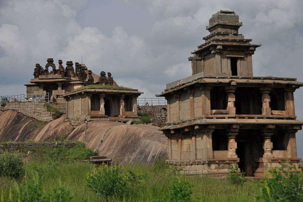 How Chitradurga Fort in Karnataka is linked to Hidimba, the wife of Mahabharata's Bhima?