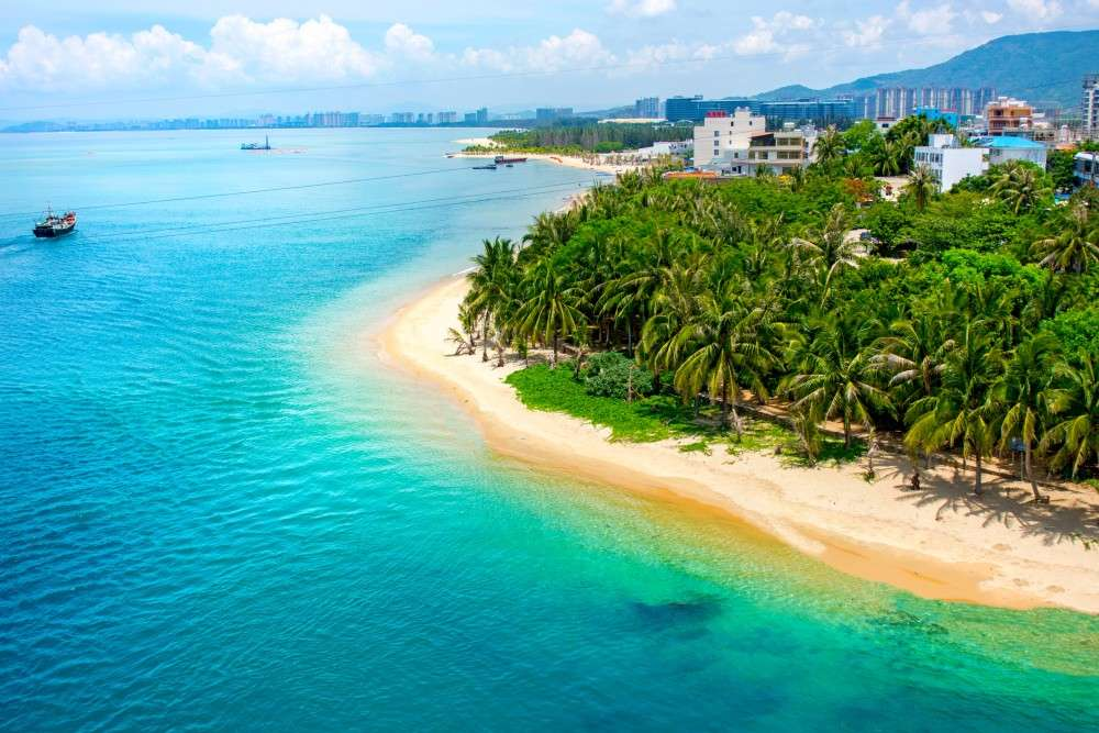 This is why Sanya in China's Hainan is the dream beach getaway