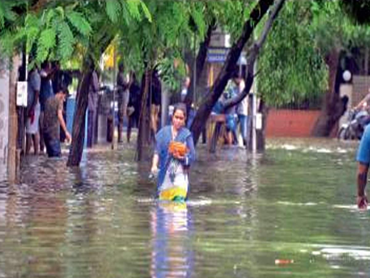 Narrowing, redirecting streams caused July flood in Vasai-Virar
