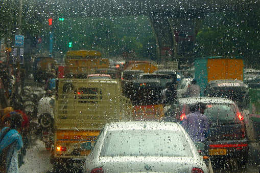 Mumbai rain: Downpour to continue, life disrupted with floods and heavy traffic jams