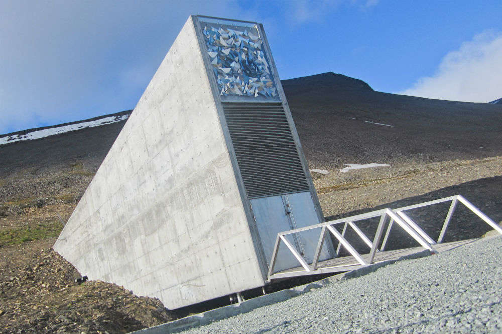 How Svalbard Global Seed Vault in Norway provides answer to life after doomsday?