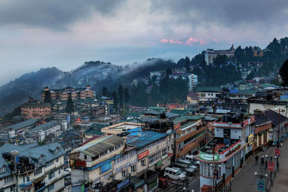 IRCTC Darjeeling tour for 6D/5N to start Oct 18 this year