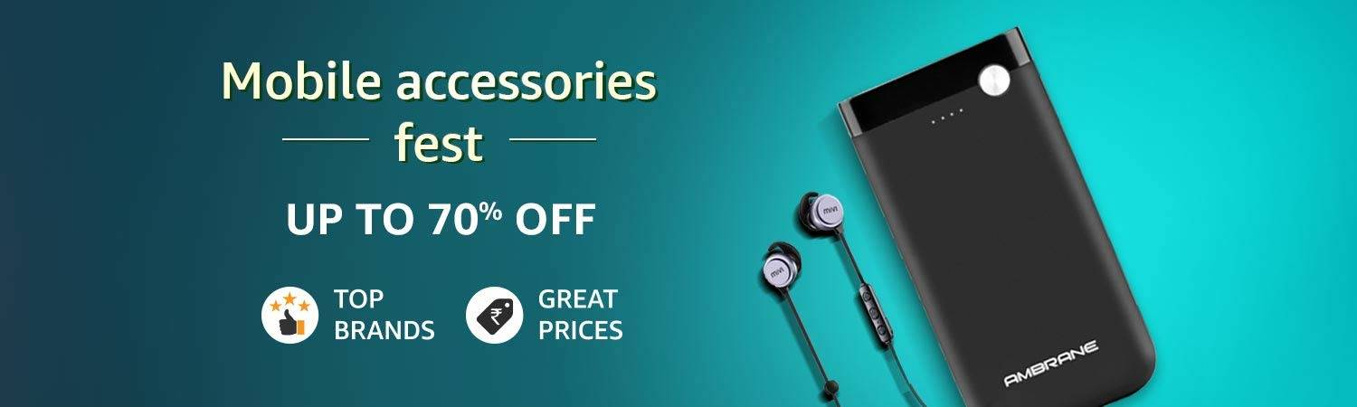 Accessorize your gadgets in this sale