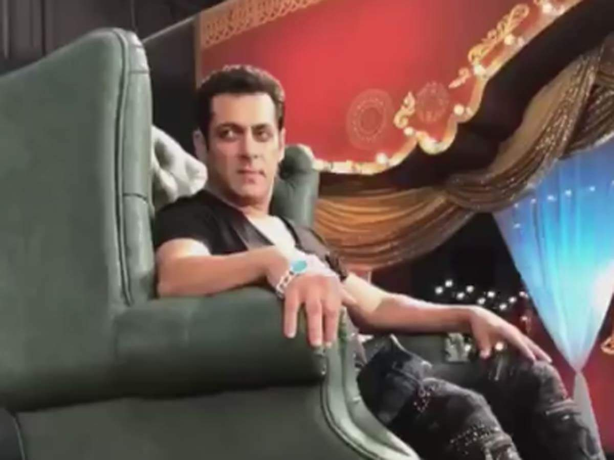 Salman Khan to turn judge for a reality show? details inside - Times of India