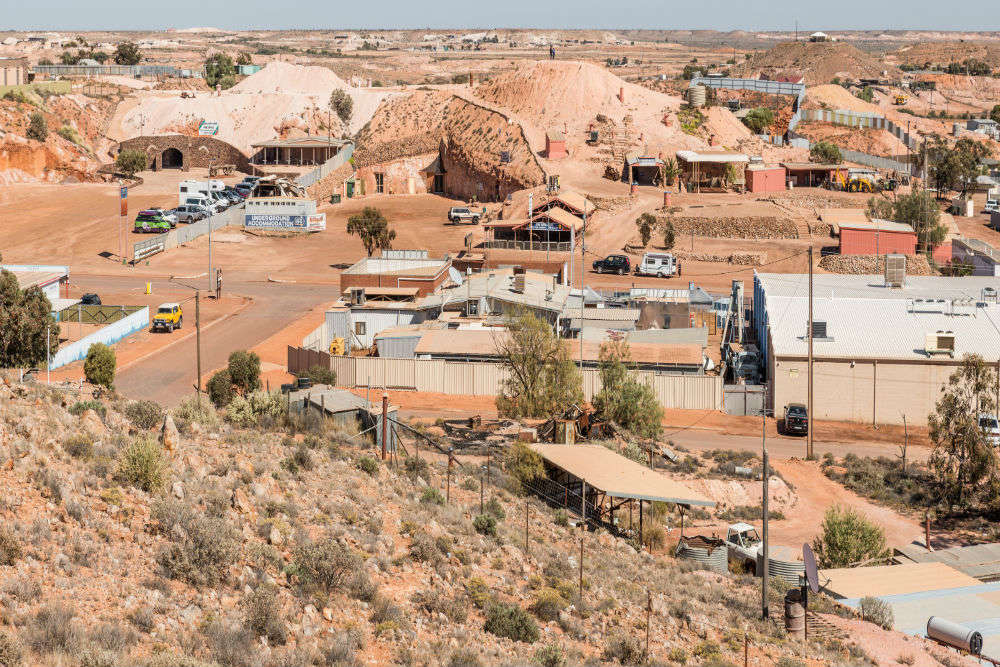 Coober Peddy in Australia is one of the most unique towns in the world, know why?