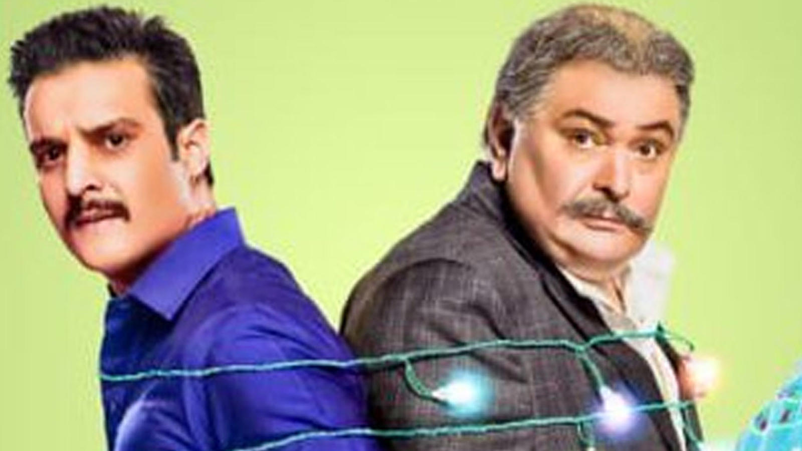 Amid his cancer treatment in New York, Rishi Kapoor returns to big screen  with 'Jhootha Kahin Ka'