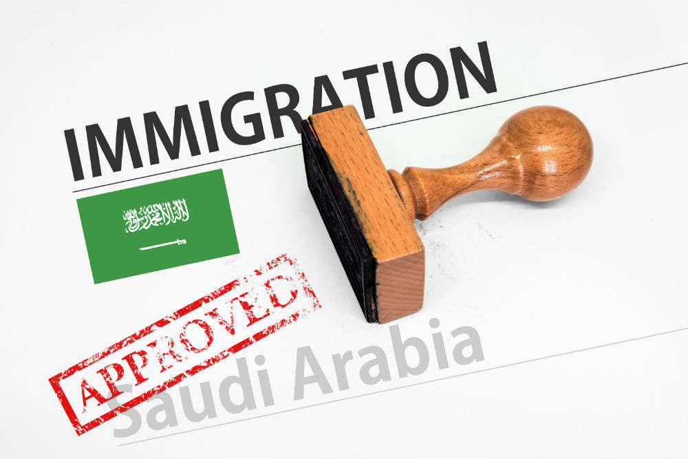 Saudi nationals offered e-visa facility by India