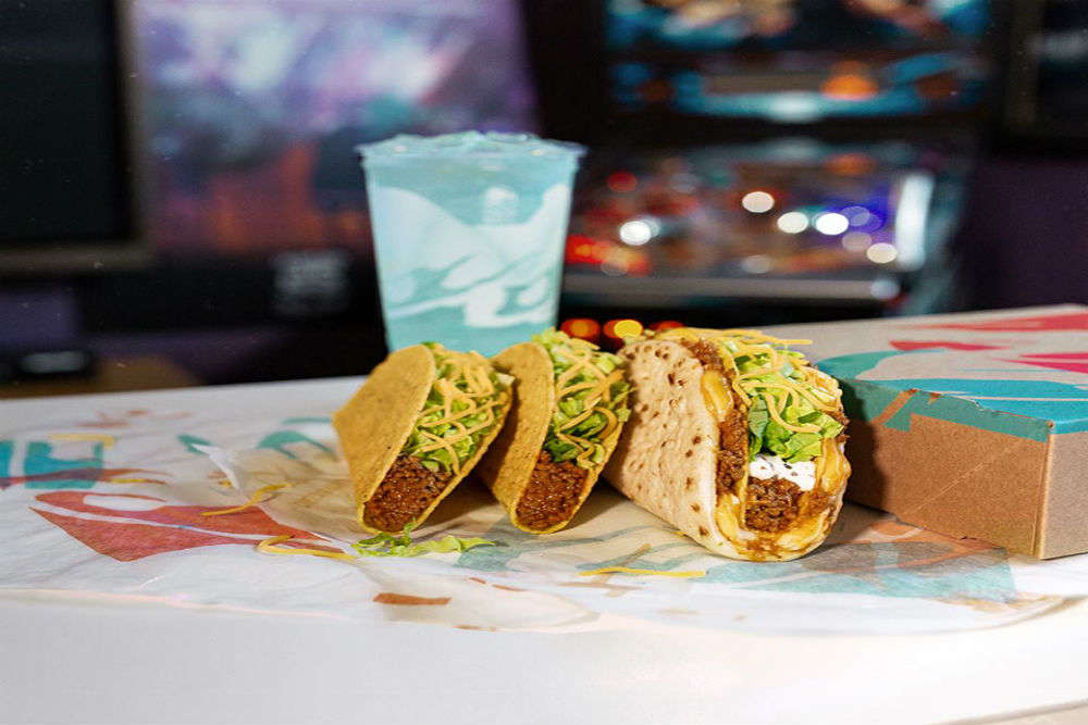 Taco Bell hotel reservation gets over just in 2 minutes of it's opening