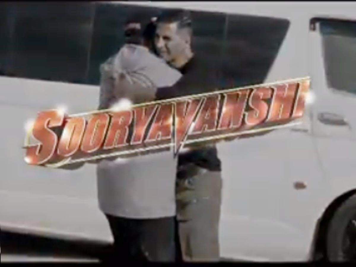 Sooryavanshi': Akshay Kumar shares an action-packed video