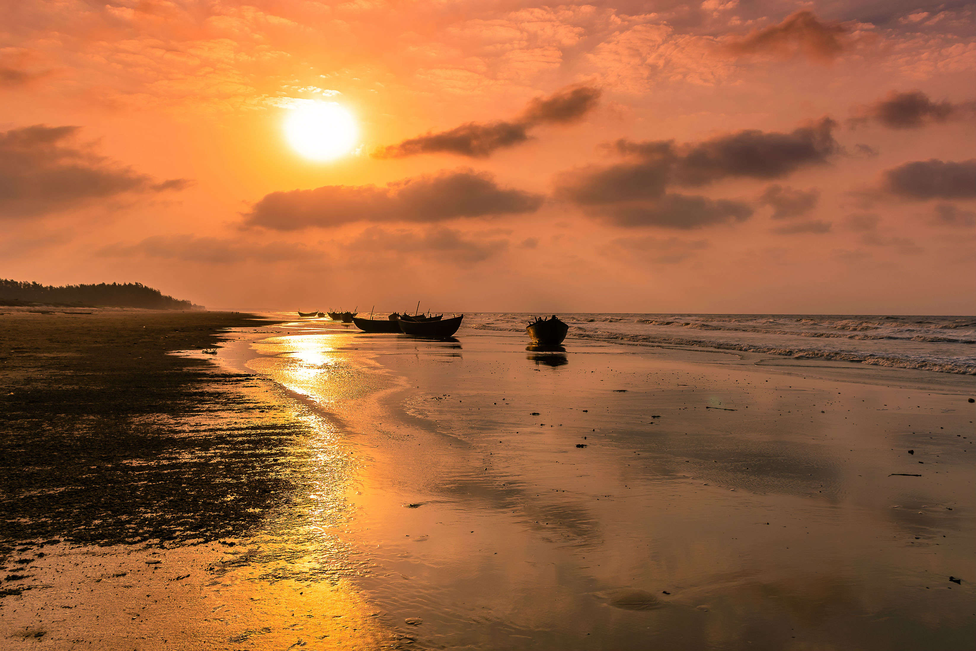 Shankarpur beach town is the perfect romantic getaway from Kolkata