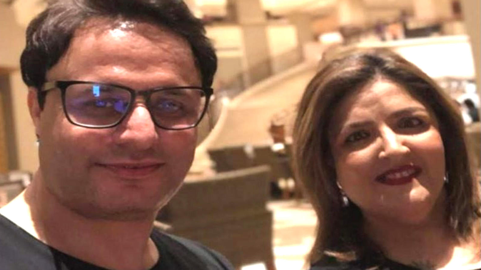 Sunaina Roshan's rumoured beau Ruhail Amin rubbishes reports of his marriage