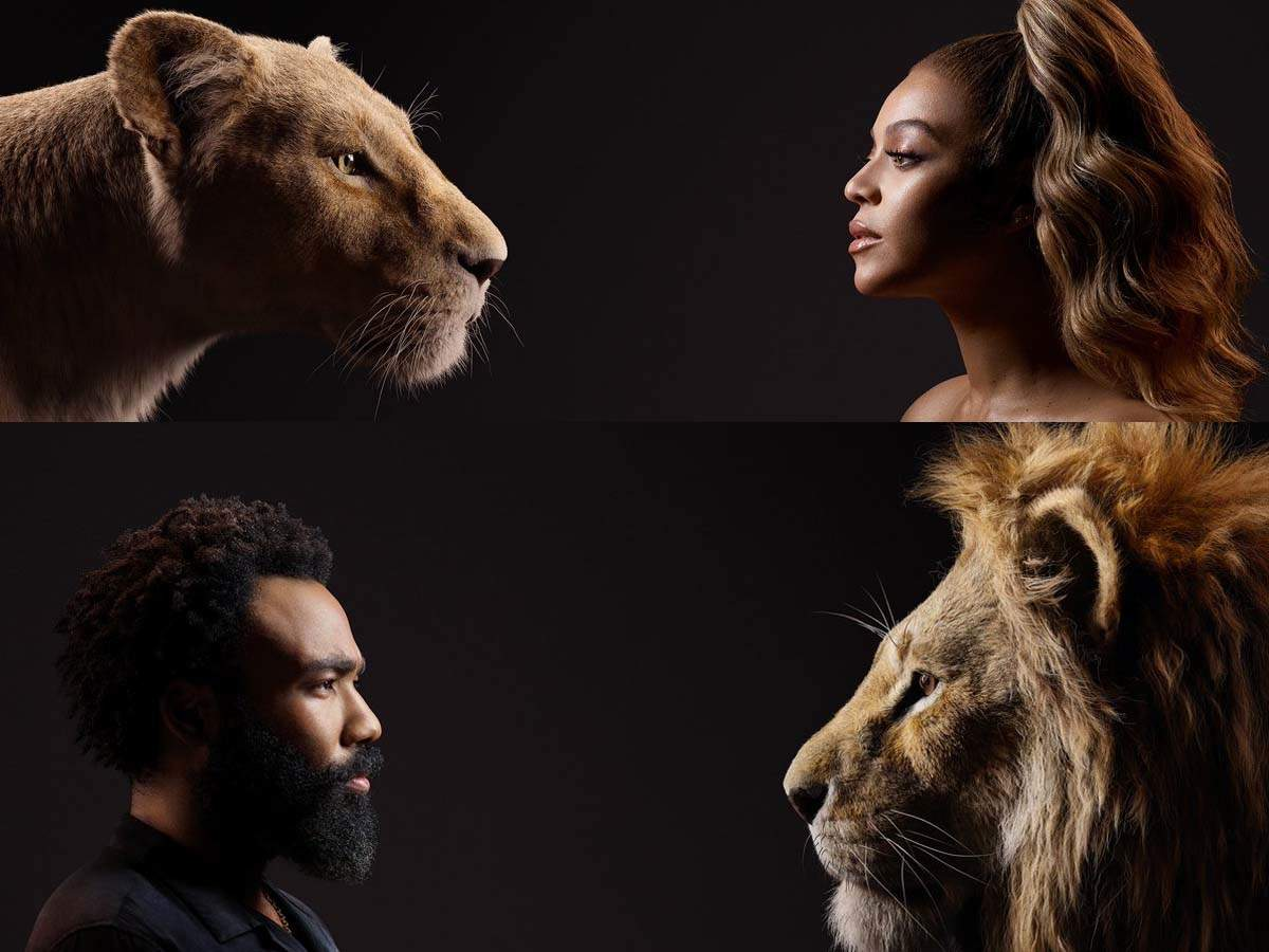 The Lion King Director Jon Favreau Shares New Character Portraits English Movie News Times Of India