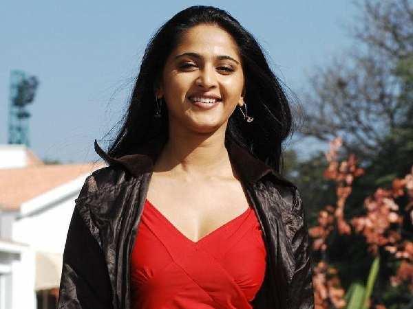 Anushka Shetty shares her hidden first look from 'Nishabdam'   Telugu Movie  News - Times of India