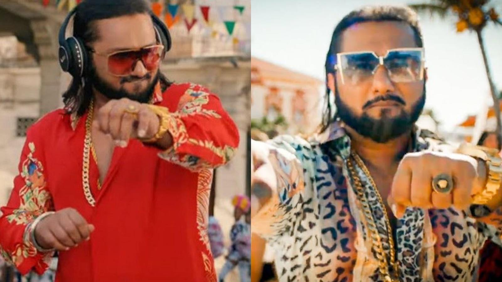 Yo Yo Honey Singh lands in trouble yet again for 'vulgar' lyrics in  'Makhna' song