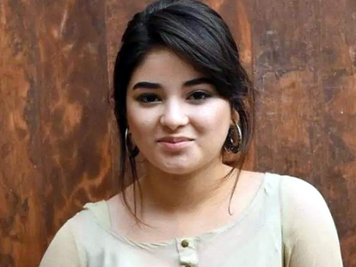 Watch: Was Zaira Wasim forced to write the radical post and announce her exit? | Hindi Movie News - Times of India