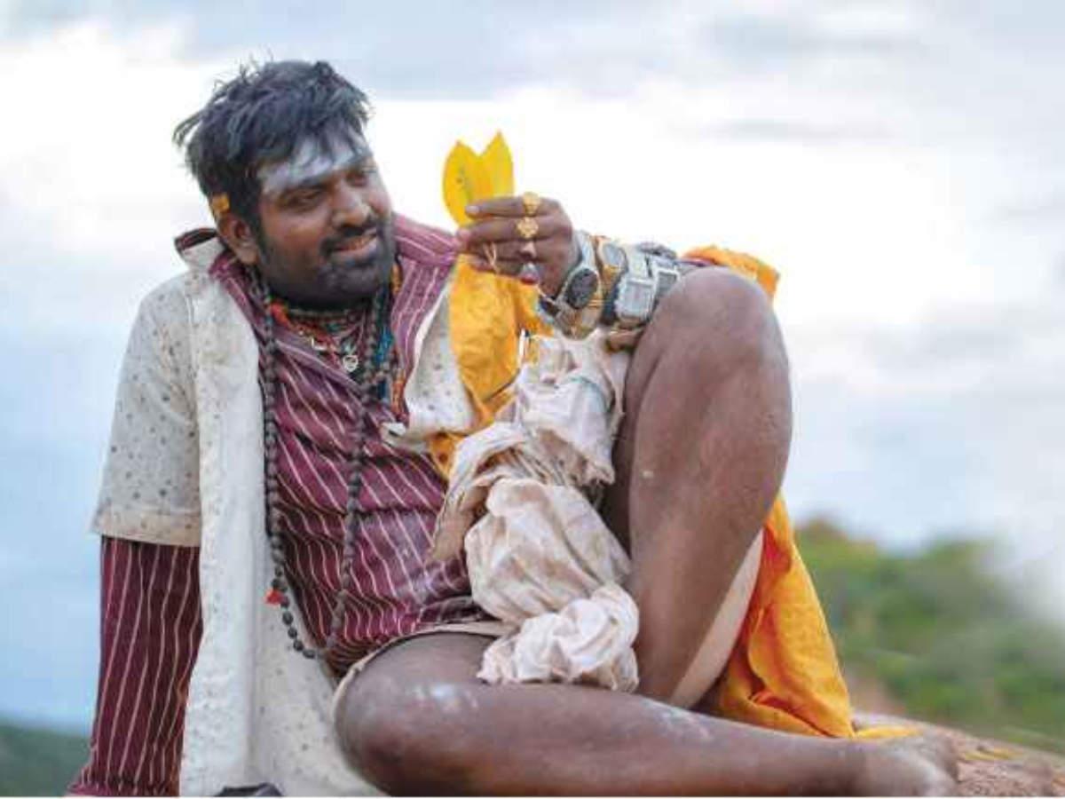 The first look of Vijay Sethupathi's 'Kadaisi Vivasayi