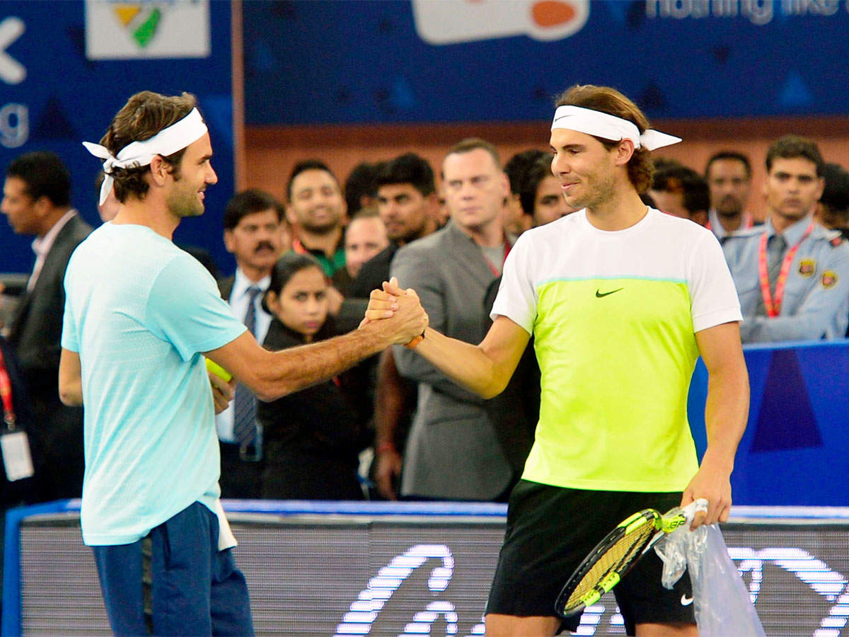 Federer Sets Up Nadal Date In Cape Town All For Charity Tennis