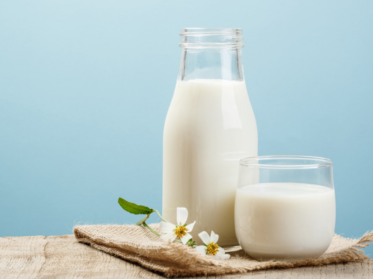 6 incredible benefits of drinking cow's milk - Times of India