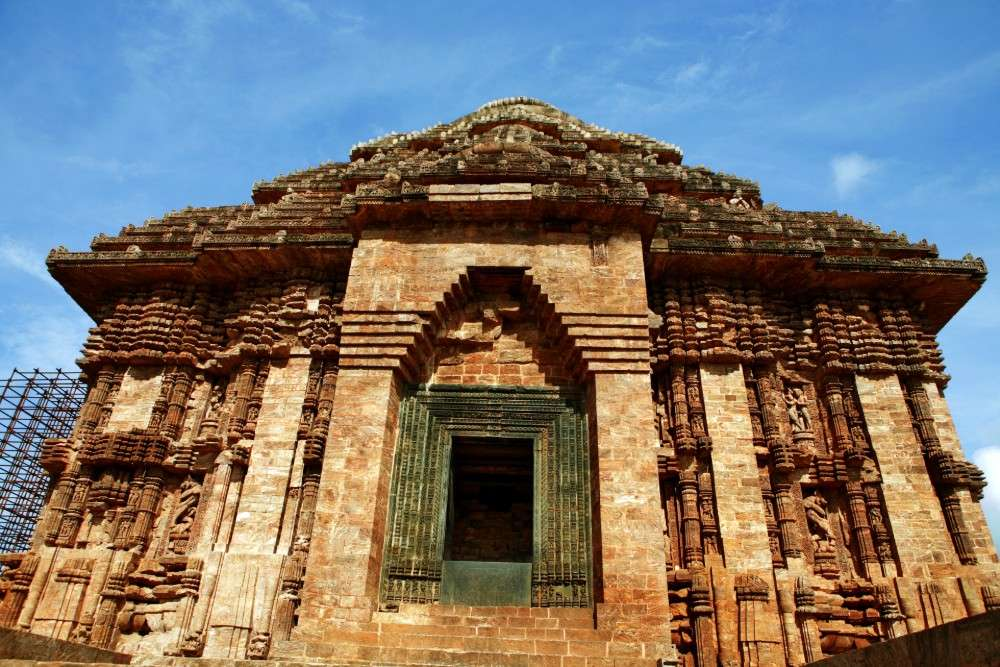 Sun Temple of Konark not in the list of iconic tourist destinations made by the Centre