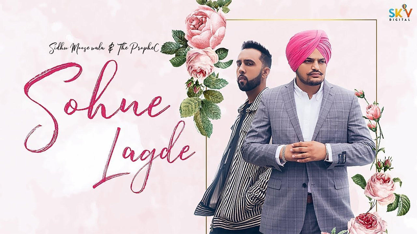 Latest Punjabi Song 'Sohne Lagde' (Audio) Sung By Sidhu Moose Wala and The  PropheC