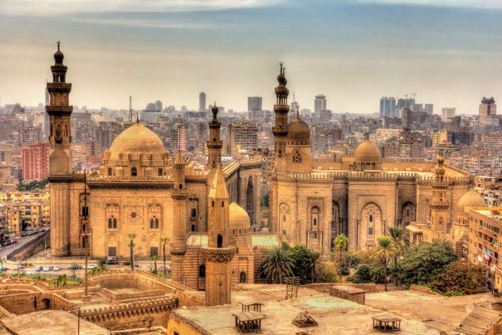 A new international airport opens in Egypt to boost tourism