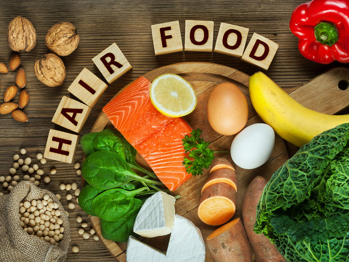 Hair Growth Grow Hair Faster Naturally With These 10 Foods