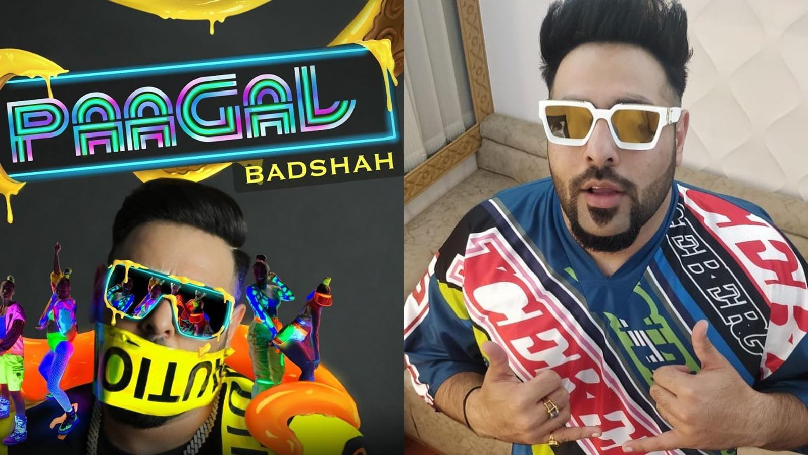 Rapper Badshah becomes first Indian artist to create world record with his  latest track 'Paagal'
