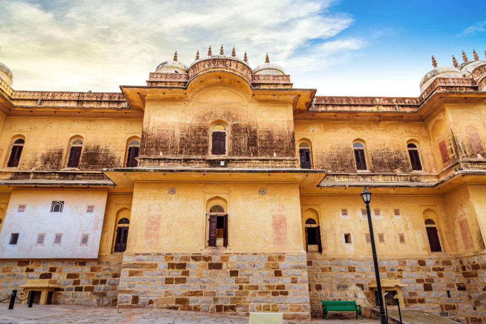 Nahargarh Fort: A part of Jaipur's defense trinity