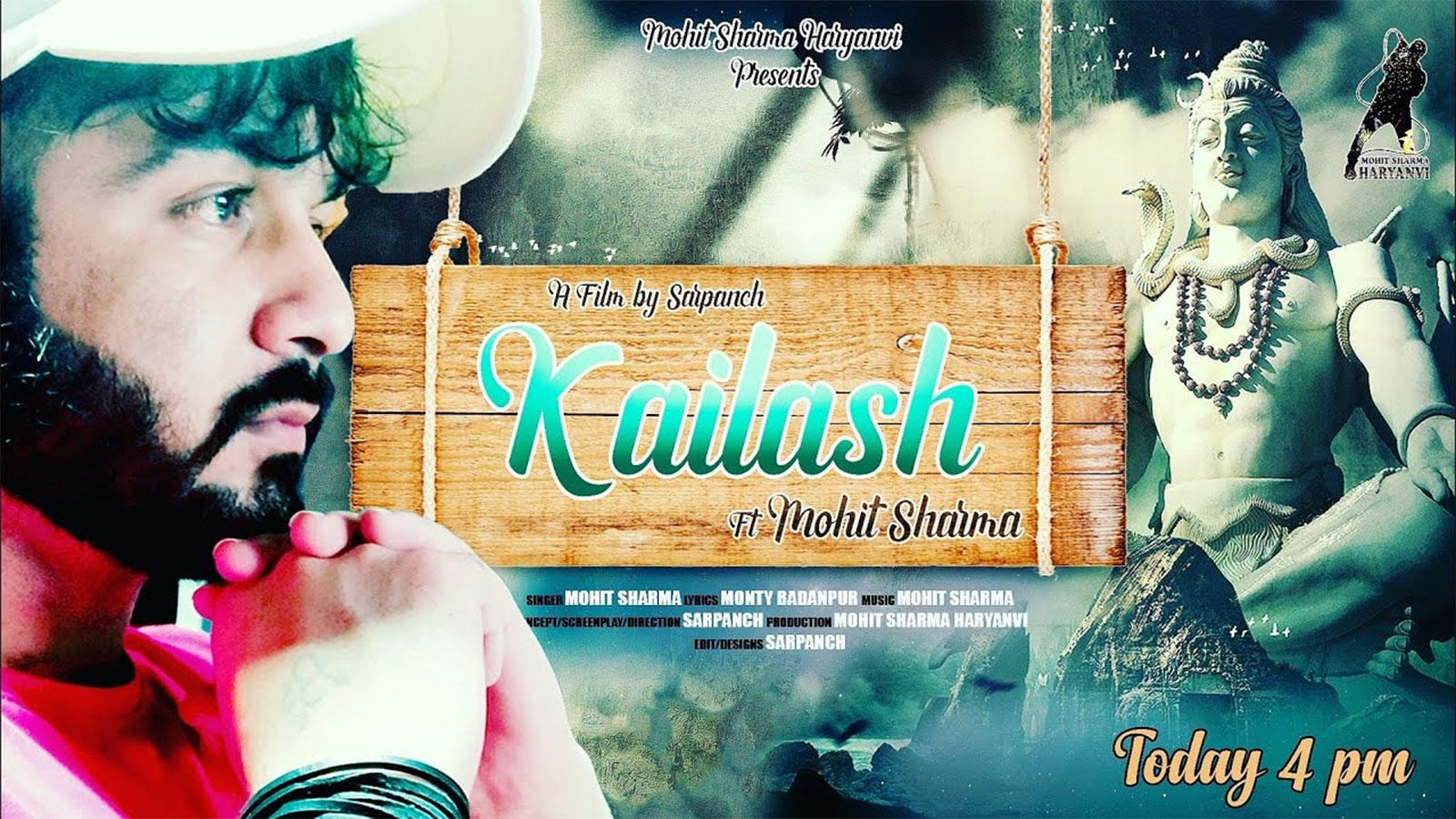 Latest Haryanvi Song 'Kailash' (Audio) Sung By Mohit Sharma