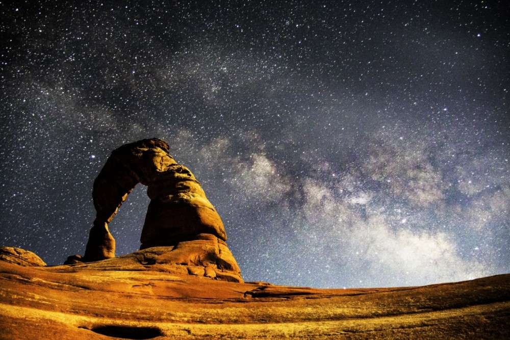 Utah's Arches National Park gets certified as International Dark Sky Park