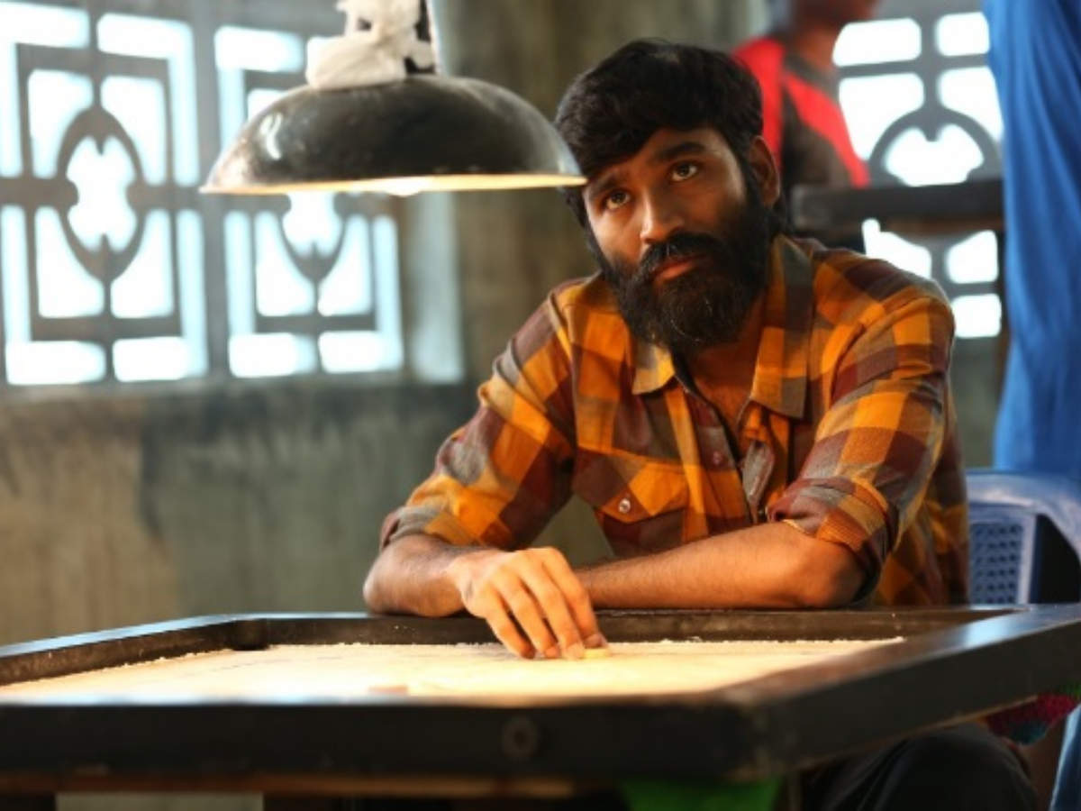 Vada Chennai 2 Is Very Much On Dhanush Tamil Movie News Times Of India