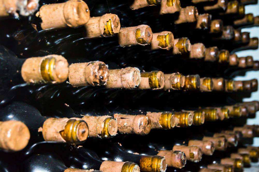 Inside world's largest wine cellar in Moldova, Europe