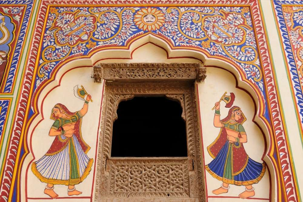 Old is gold–the most beautiful haveli hotels in Rajasthan