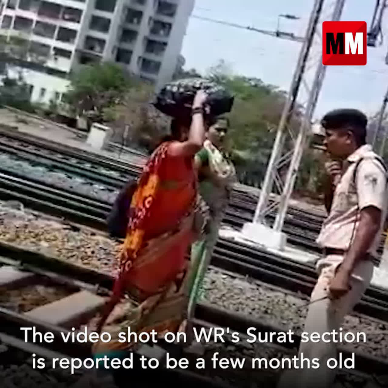 RPF constable dismissed after video of him demanding bribes goes viral
