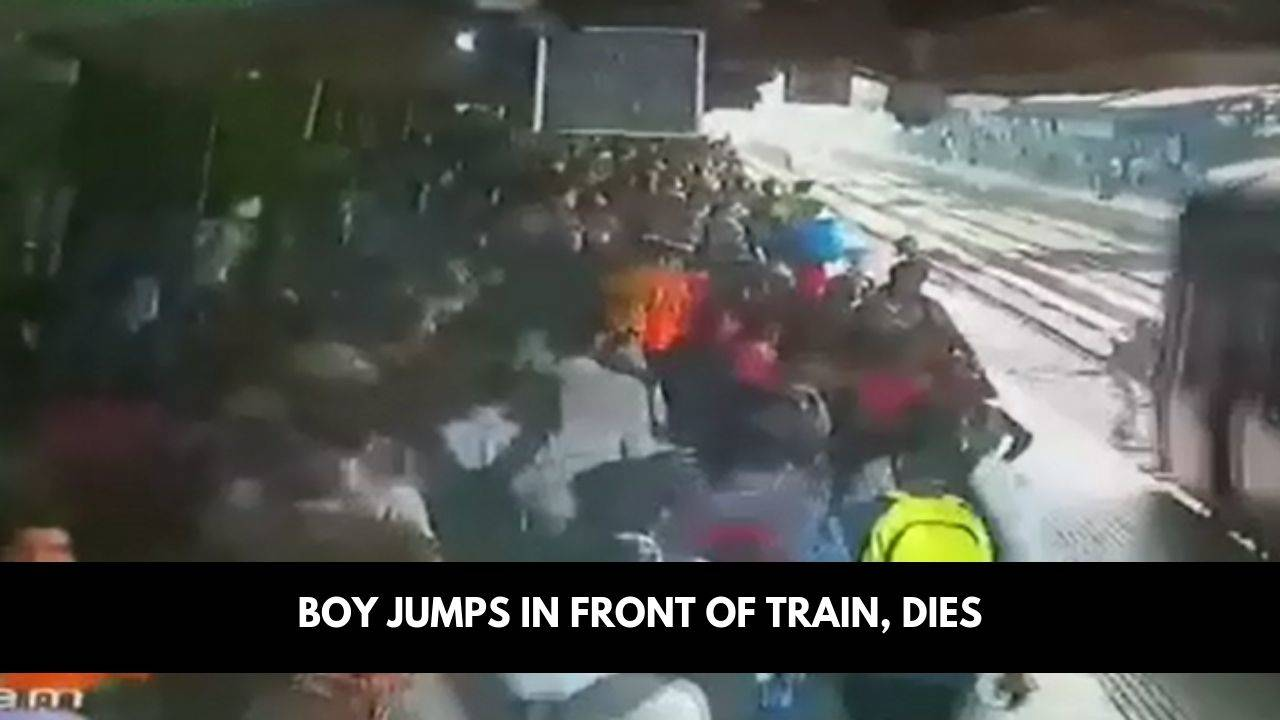 24-year-old jumps before local train in Thane, dies
