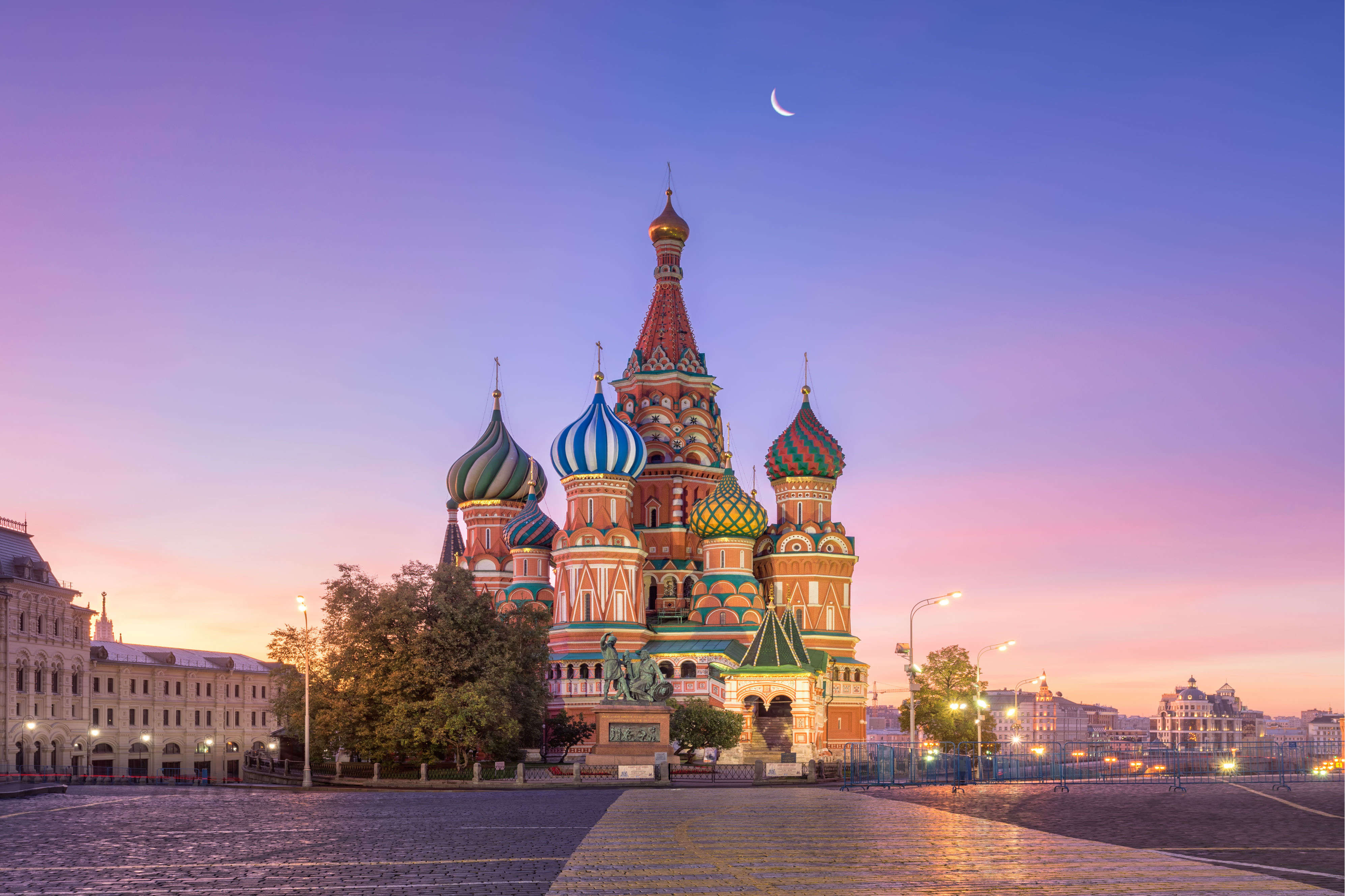 IRCTC introduces a fascinating Russian tour package