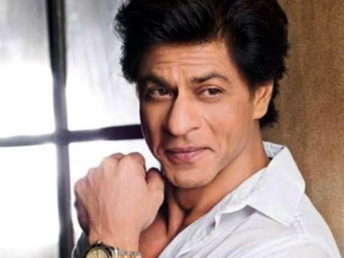 Shah Rukh Khan meets Rajkumar Hirani