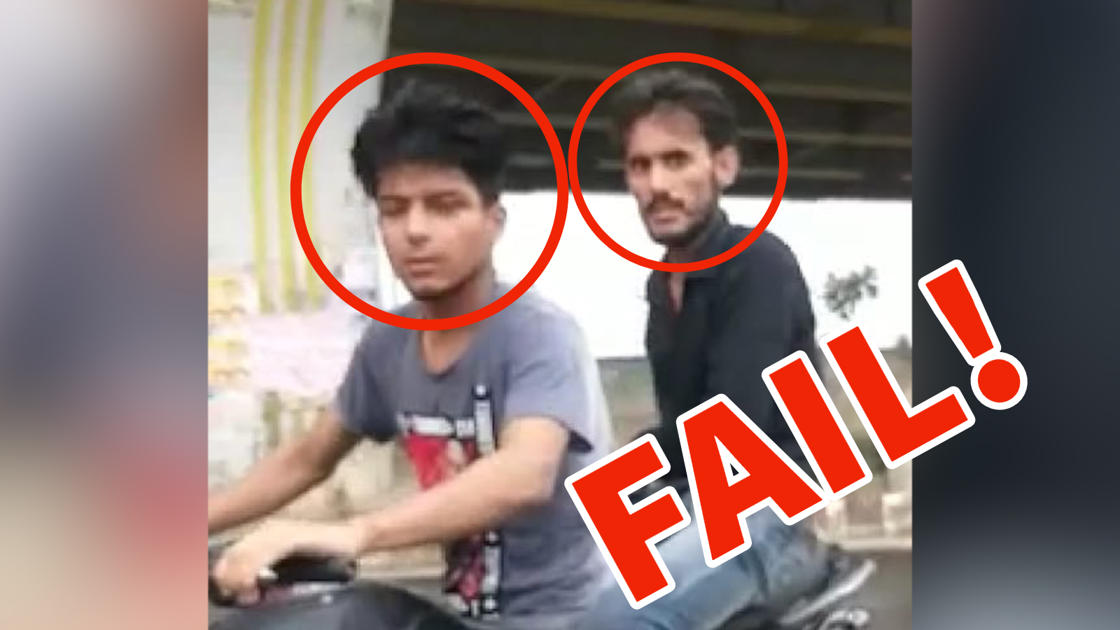 watch-amateur-bike-borne-snatchers-steal-smartphone-fail-miserably