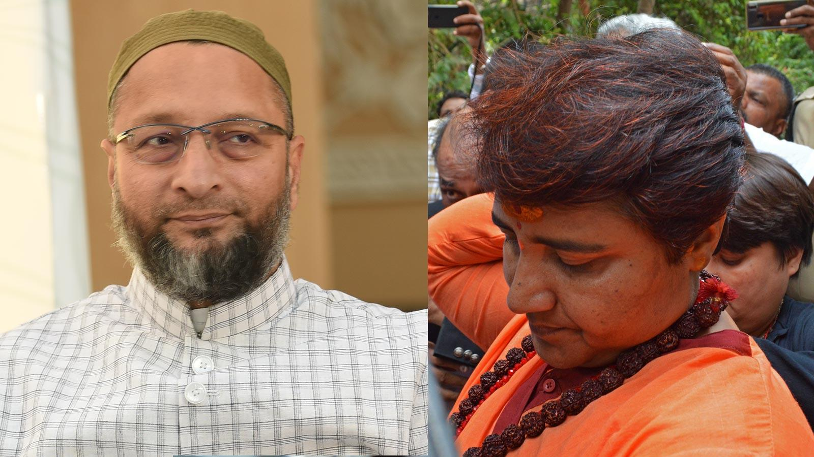 toilet-remark-aimim-chief-asaduddin-owaisi-takes-a-jibe-at-bjp-mp-sadhvi-pragya