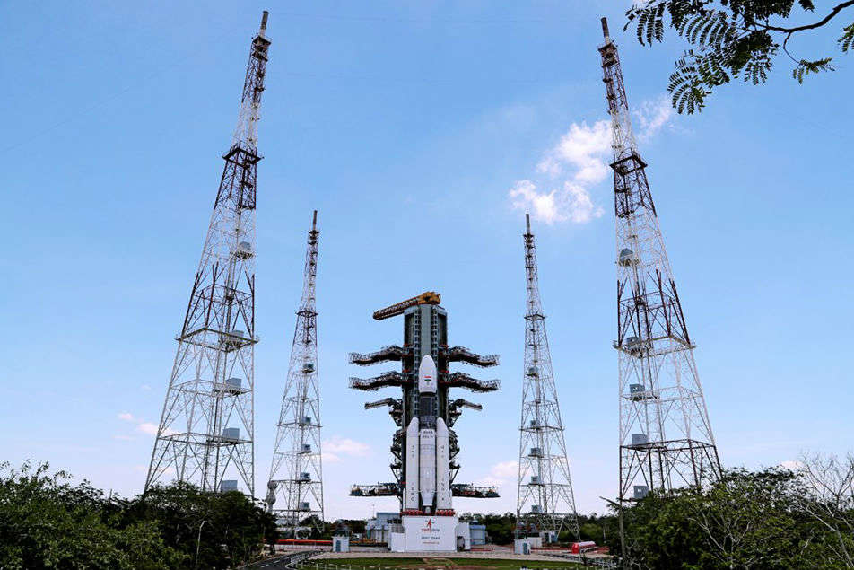ISRO's Chandrayaan II is travelling to the moon today
