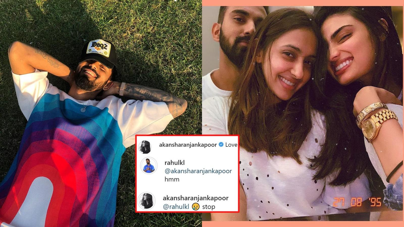 Alia Bhatt's BFF Akansha Ranjan Kapoor trolled for showering 'love' on  cricketer KL Rahul's picture