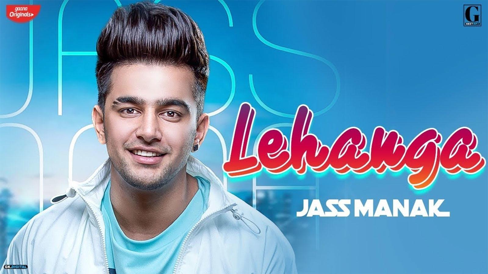 Latest Punjabi Song 'Lehanga' (Lyrical) Sung By Jass Manak