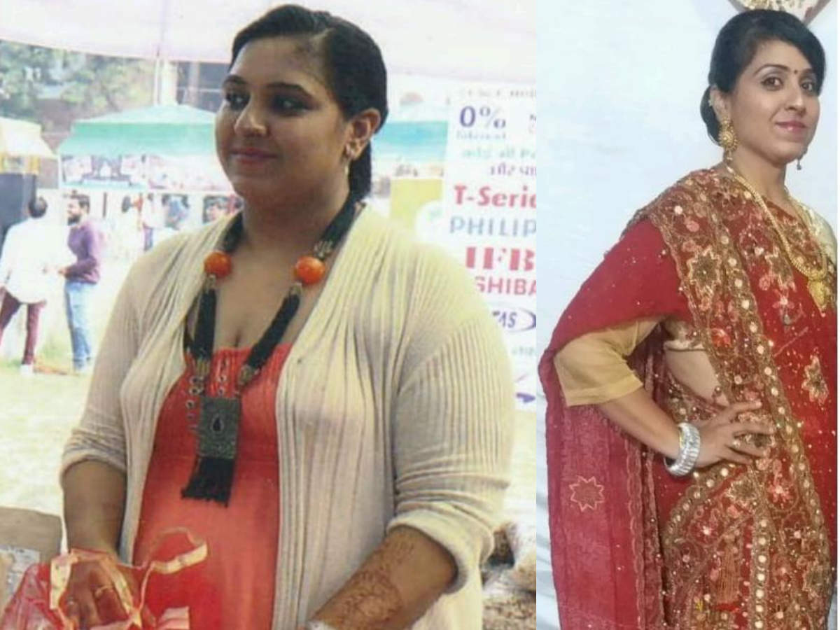 Weight Loss Story I Lost 23 Kilos In Just 5 Months And My Medical Problems Vanished Times Of India