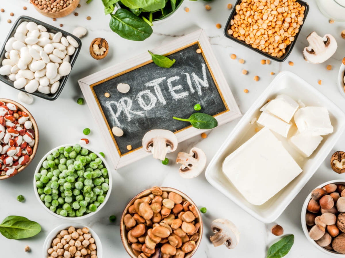 Protein week: How protein can help you perform better at work - Times of India thumbnail