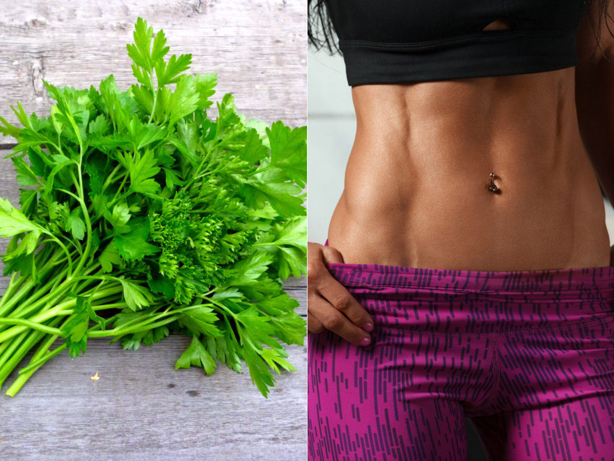 weight loss: this 2-minute coriander (dhaniya) water drink