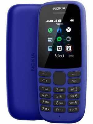 New NOKIA 105 (2019) DUAL SIM-Blue
